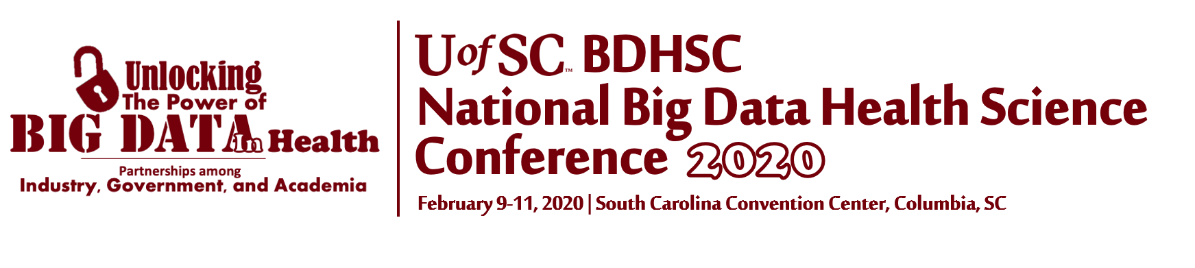 SC Big Data Health Sciences Center Conference