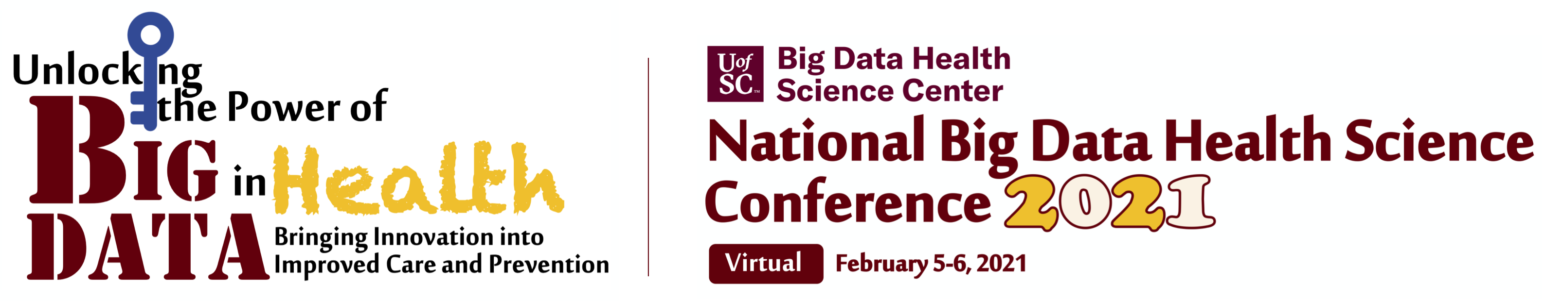 SC Big Data Health Science Center Conference 2021